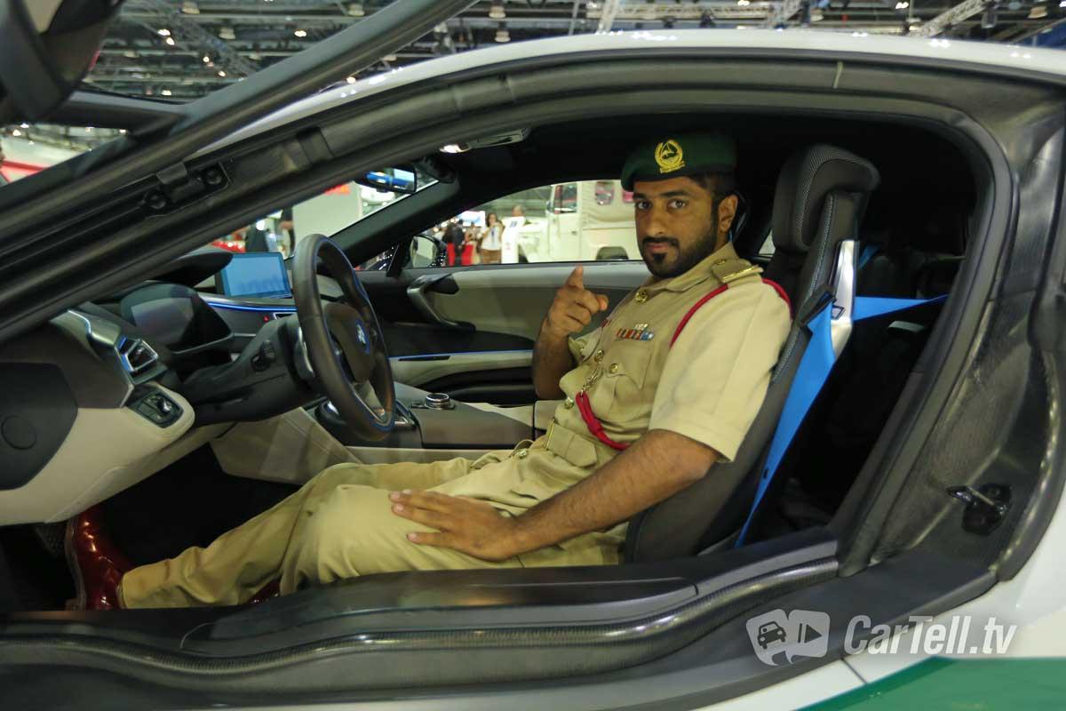 Dubai Police Bmw I8 Cartell Tv