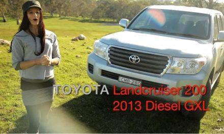 2013 Landcruiser 200 – Diesel