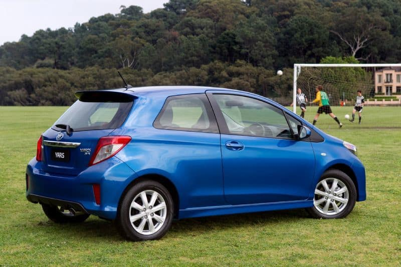 Toyota Yaris 2011 – Article