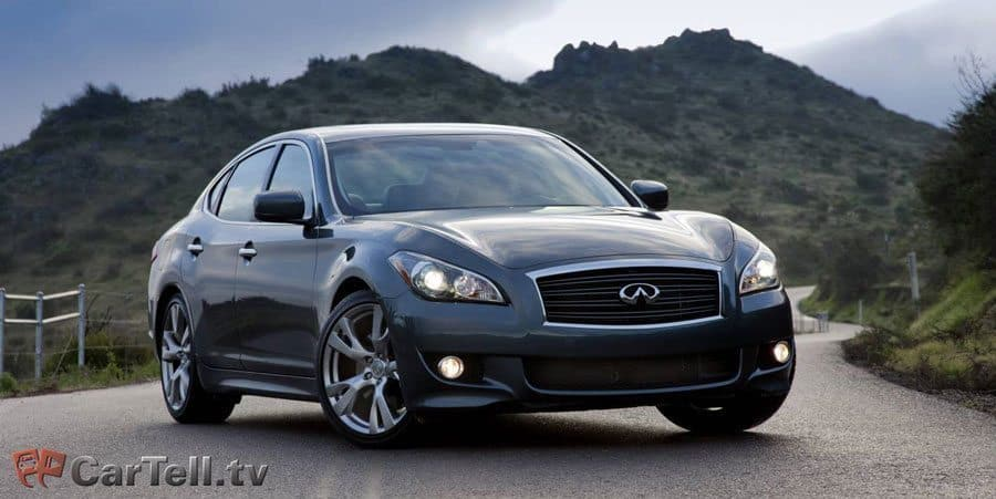 Infiniti Finally Debuting Down Under