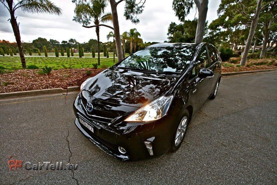 Toyota Prius V – Article