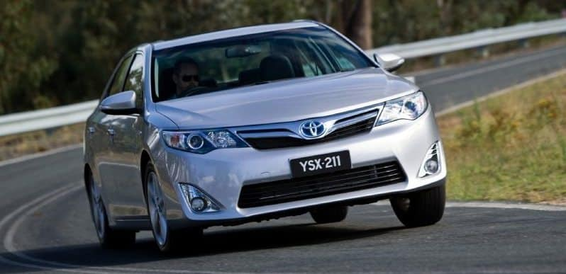 Toyota Camry Hybrid – Article