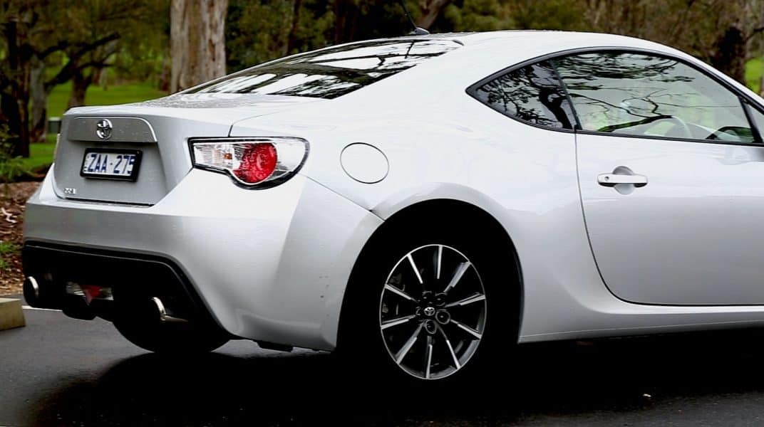 Toyota 86 – Video Review