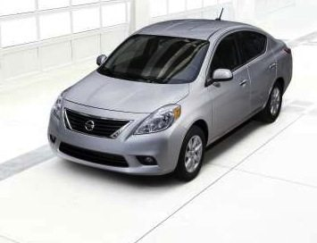 2013 Nissan Almera – Article