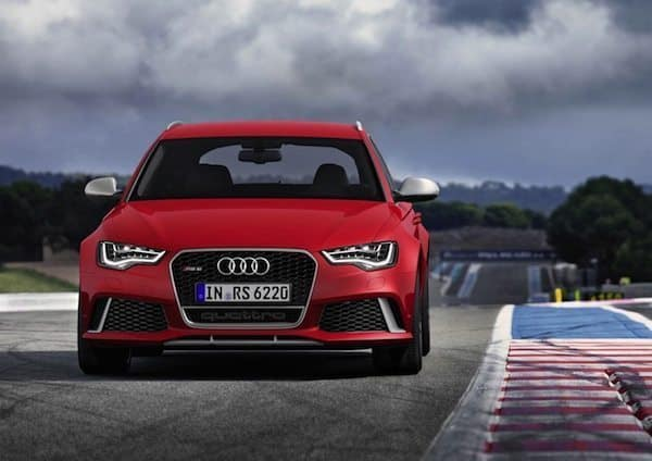The 2014 Audi RS 6 Avant – One Bad Ass Estate Car