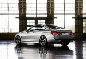 2013 Coupe 4 Series BMW