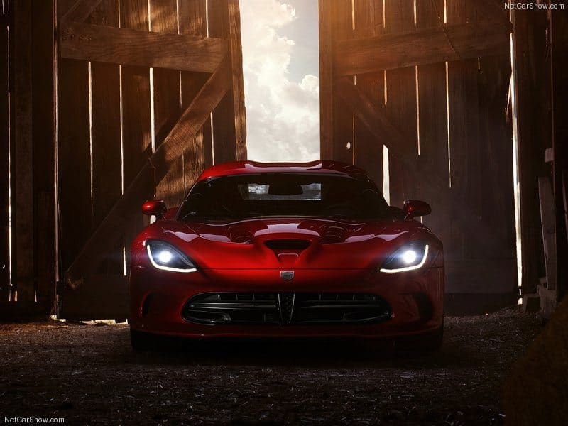 The 2013 SRT Viper GTS. Bad Ass Never Looked This Good.