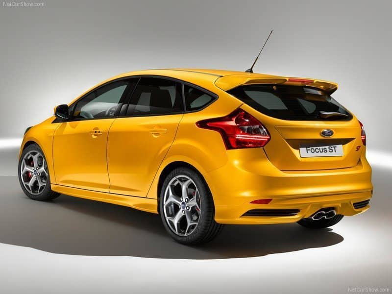 The 2013 Ford Focus. A Hot Hatch That's Hoonigan Approved.