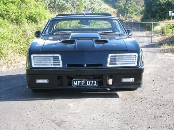 The 1973 Mad Max Ford Falcon XBGT Up For Grabs On Ebay. For Real!!