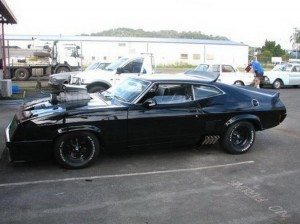 The Beast. The 1973 Ford Falcon Special Pursuit