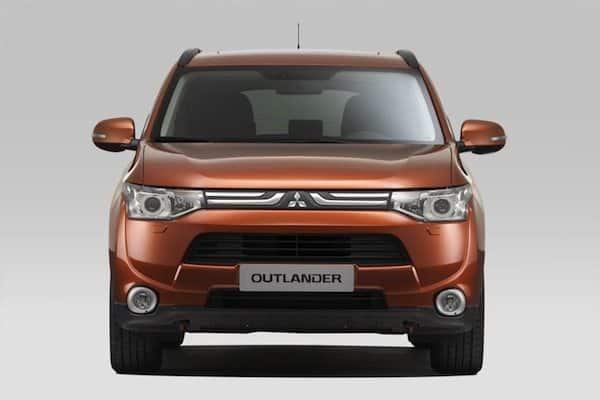 2014 Mitsubishi Outlander – Good Looks Don't Run In The Family