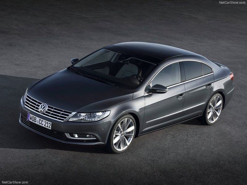 The 2013 Volkswagen CC. A Stunning Ride Indeed.