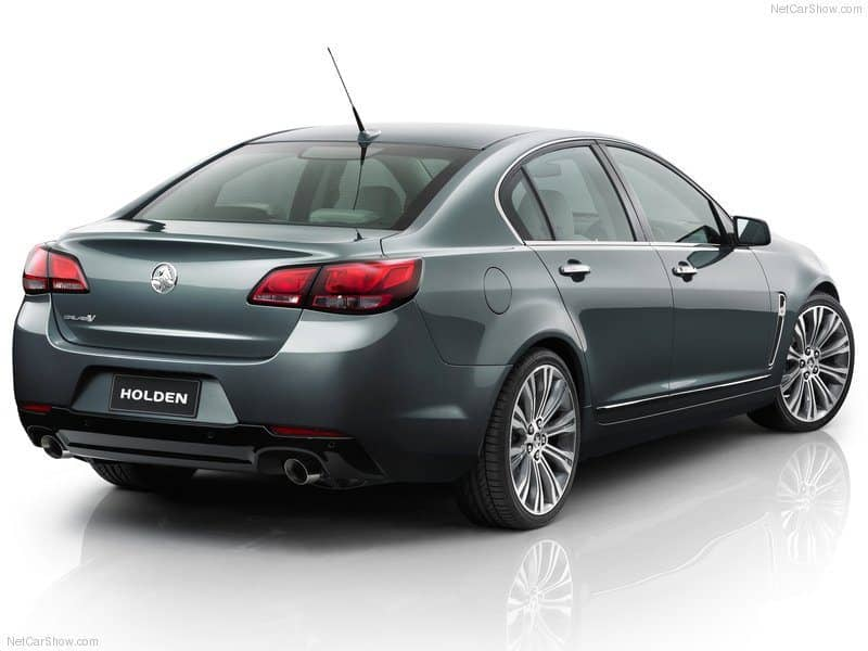 2013 Holden Commodore VF.
