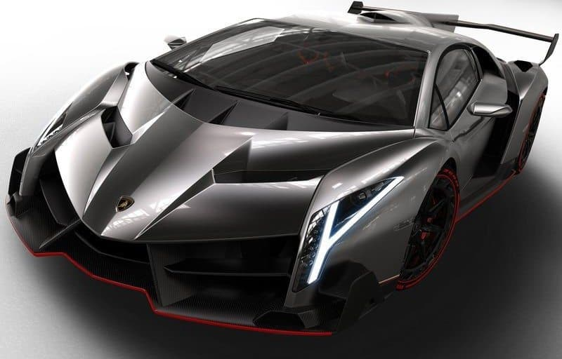 The 2013 Lamborghini Veneno. A Hypercar Exclusive.