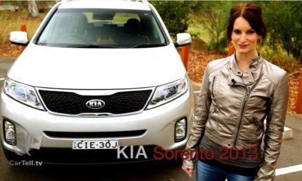 2013 Kia Sorento – SLi Diesel