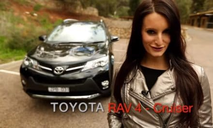 2013 Rav 4 – Video Review
