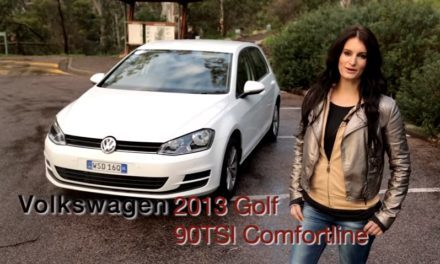 VW Golf 90TSI Comfortline