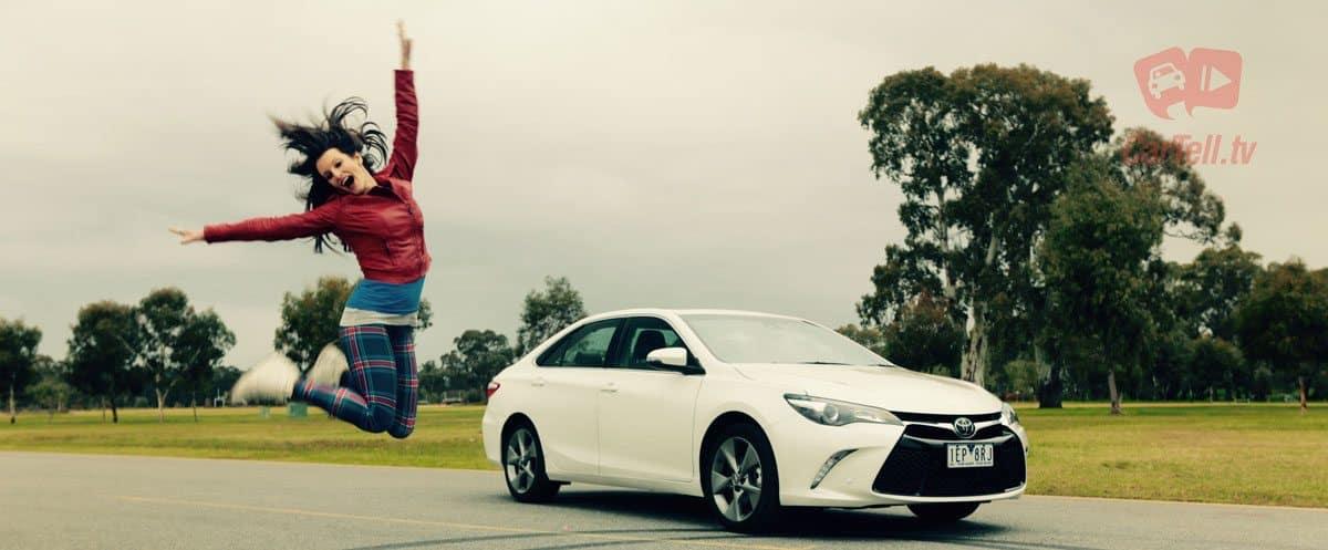 2016 Toyota Camry Atara SL