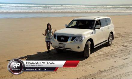2013 Nissan Patrol V8 Petrol