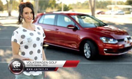 VW Golf 2013 103TSI Highline