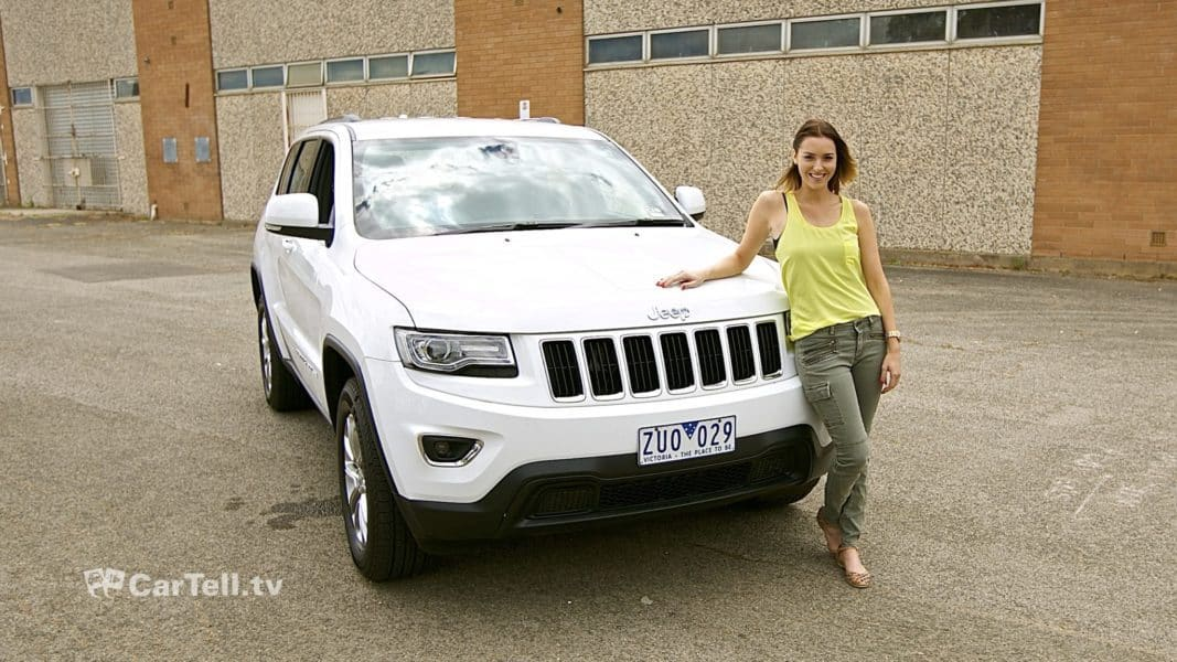 Jeep Grand Cherokee Laredo – 2014