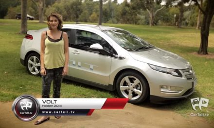 Holden Volt 2014 Review
