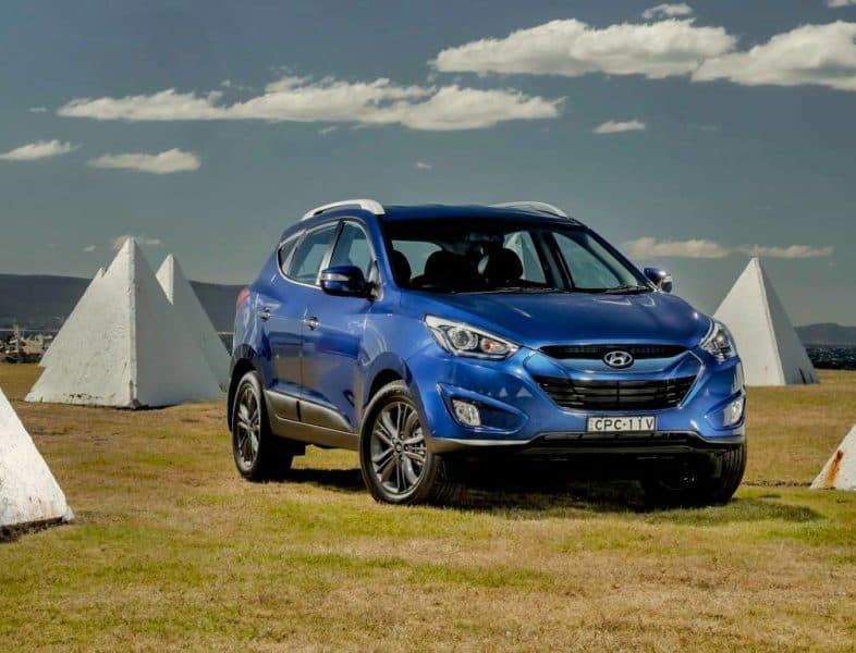 2014 Hyundai ix35 Series II Gives You More Value and More Style