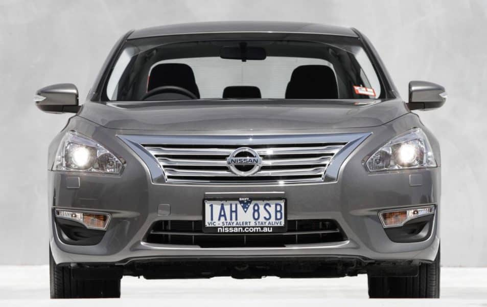 Say Goodbye Maxima and Hello to the All-New 2014 Nissan Altima