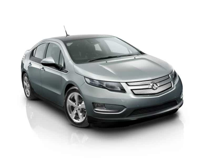 2014 Holden Volt Set to Create a Bigger Spark in its Second Year