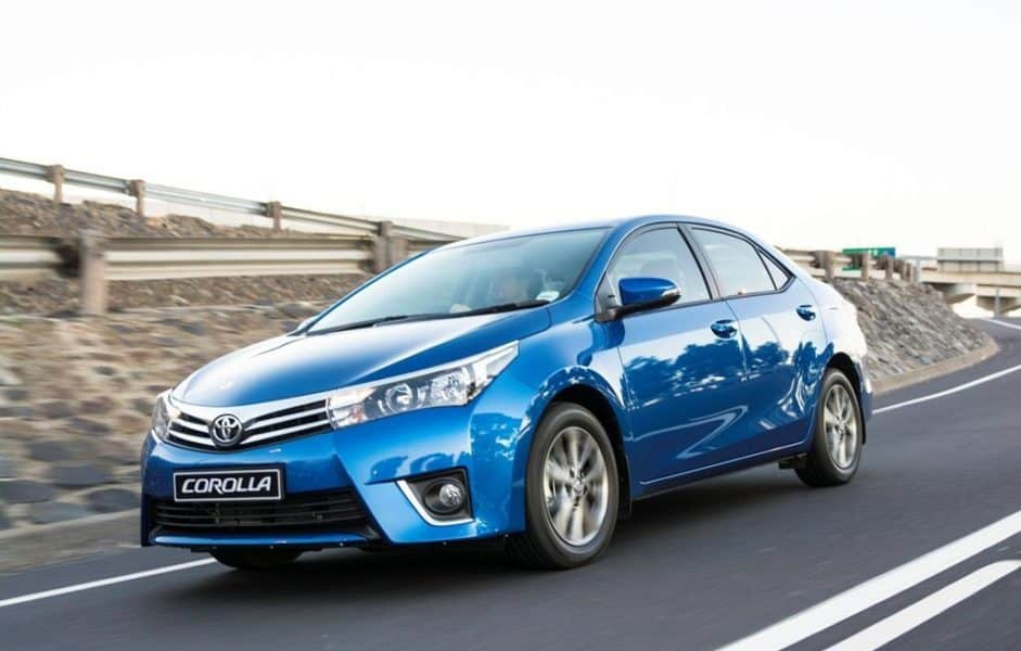 Toyota Giving Corolla Lovers More to Love for 2014