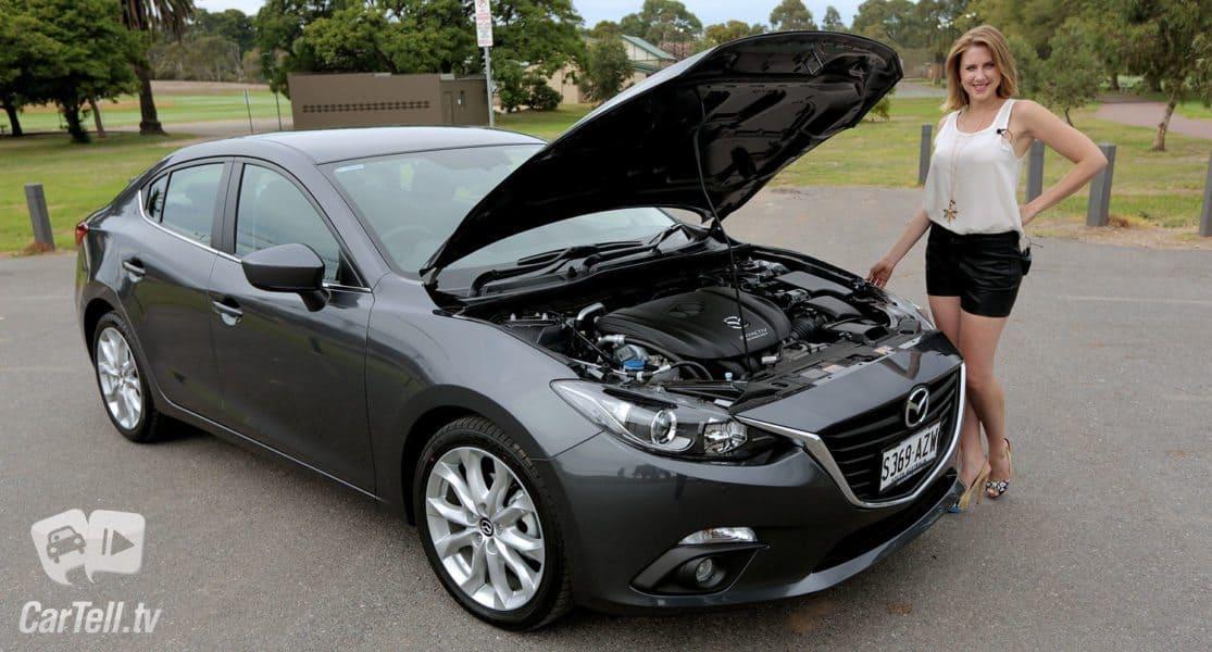 Mazda 3 SP25 – 2014 Sedan