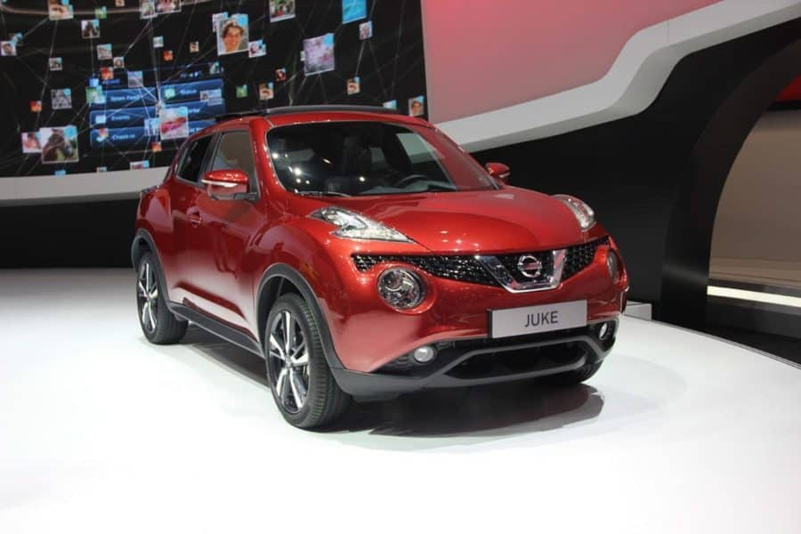 2014 Nissan JUKE Turbo Team is Something to Stare At