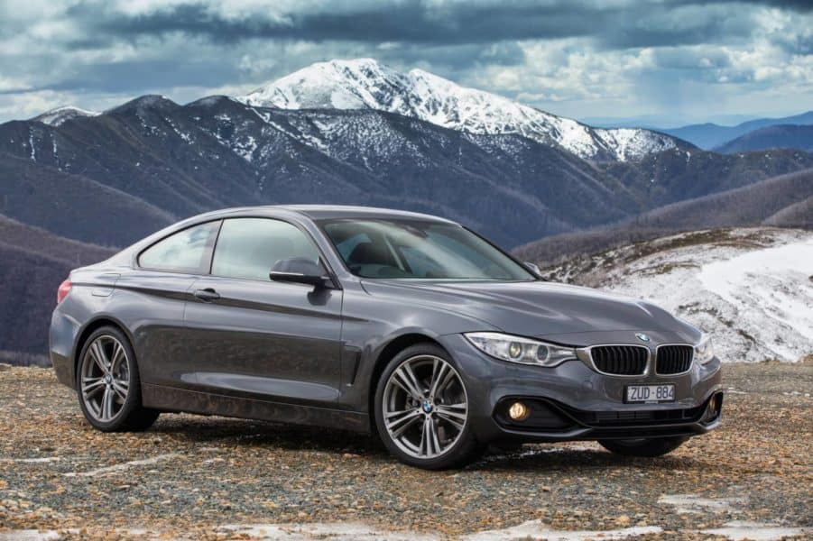 2014 BMW 428i M Sport Takes the 4-Cylinder to an Exciting New Level