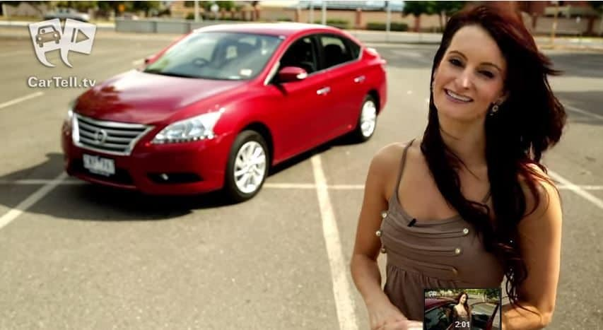 Nissan Pulsar 2013 (Sylphy)
