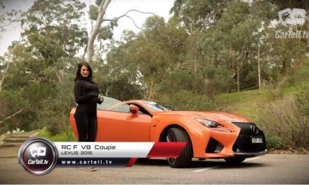 2015 Lexus RC F V8 Coup
