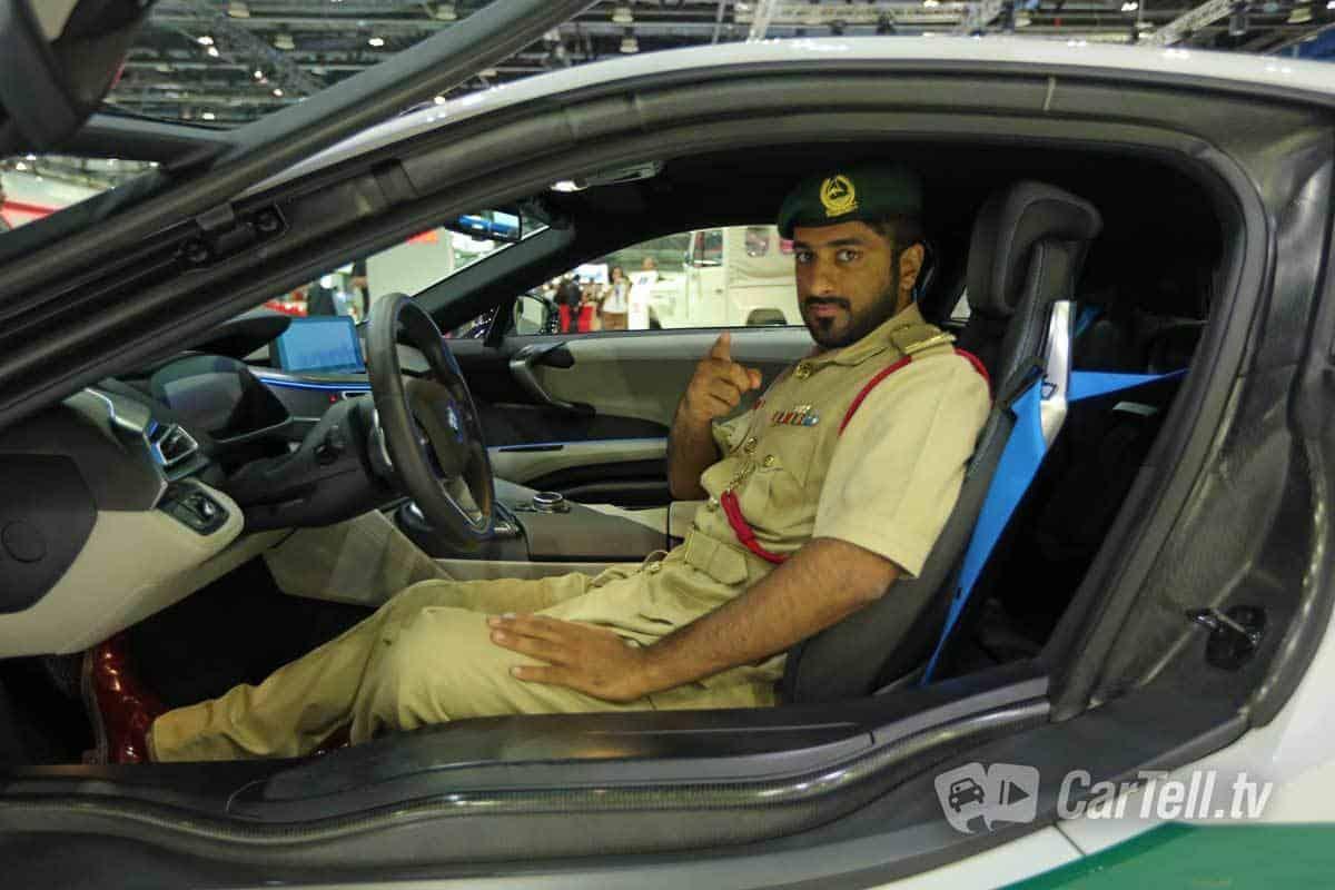 Dubai Police – BMW i8