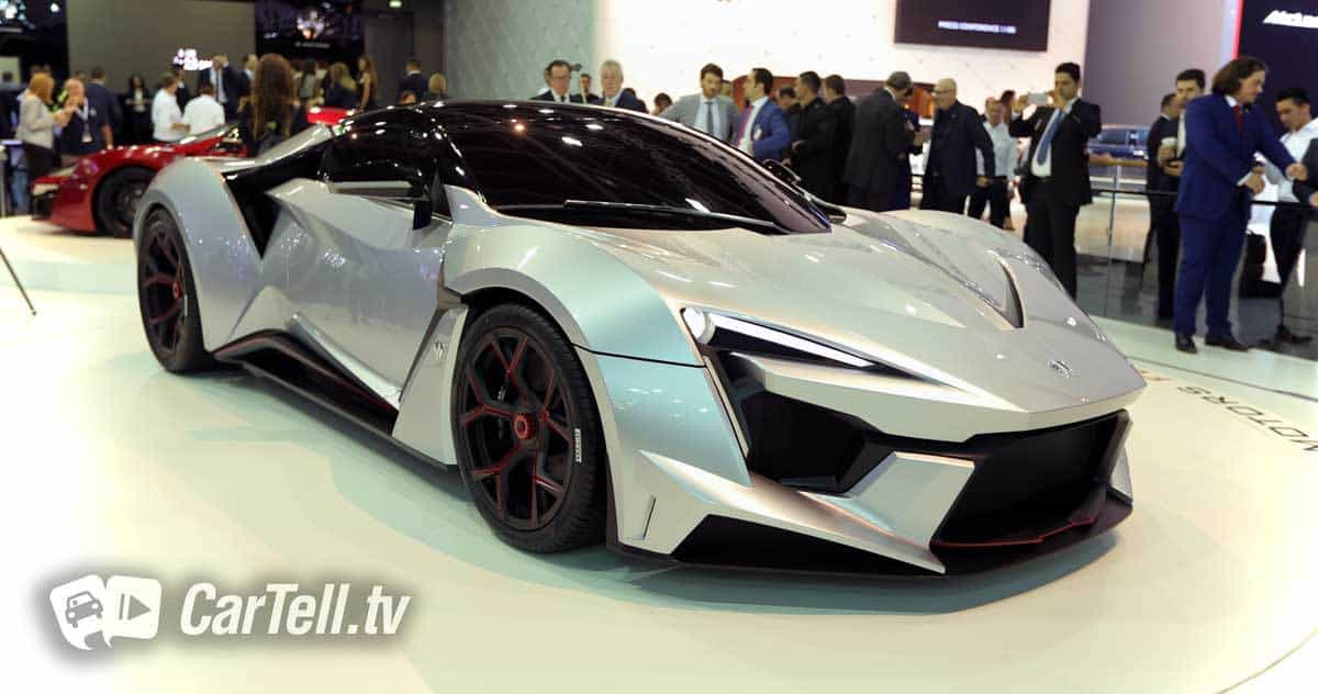 Fenyr Supersport – New Emirati Made Supercar