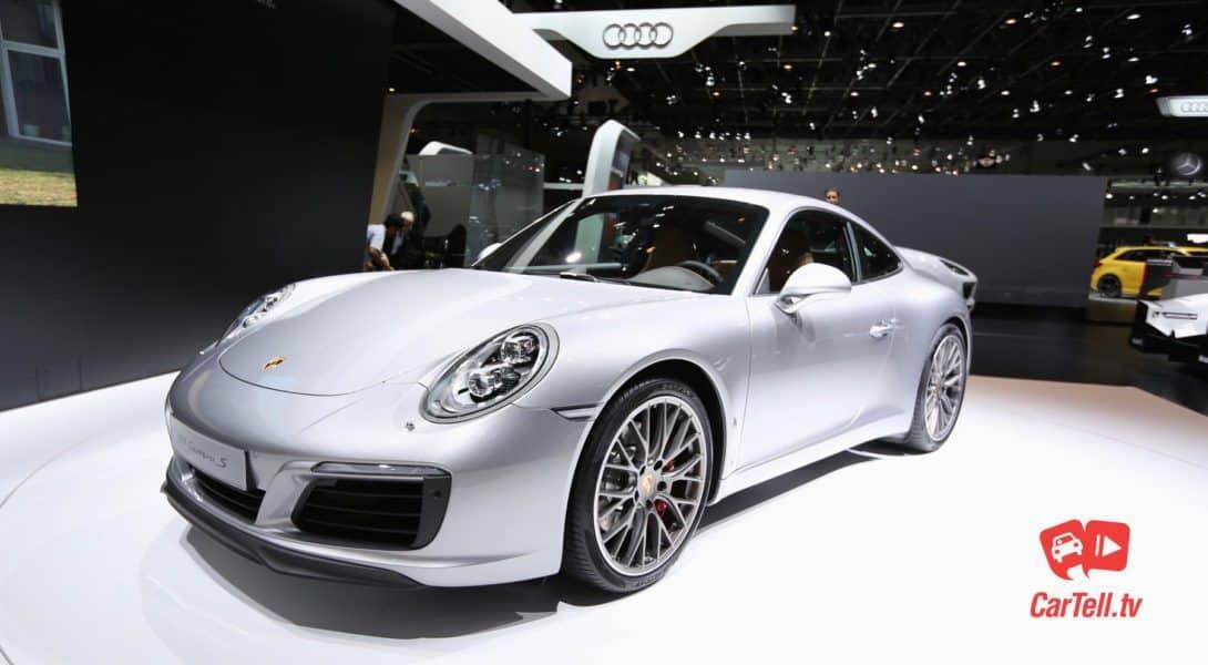 2016 Porsche Carrera 911