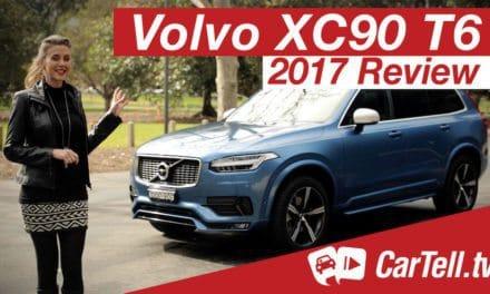 2016 Volvo XC90 T6