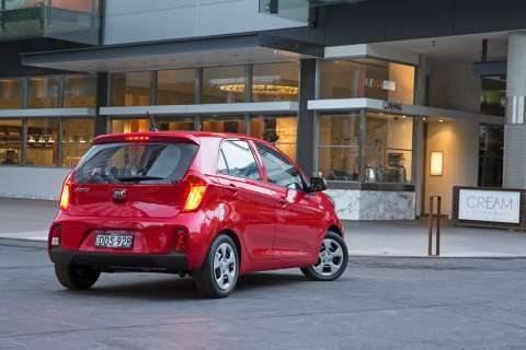 2016 Kia Picanto Si Auto