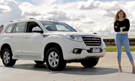 2017 Haval H9 Review