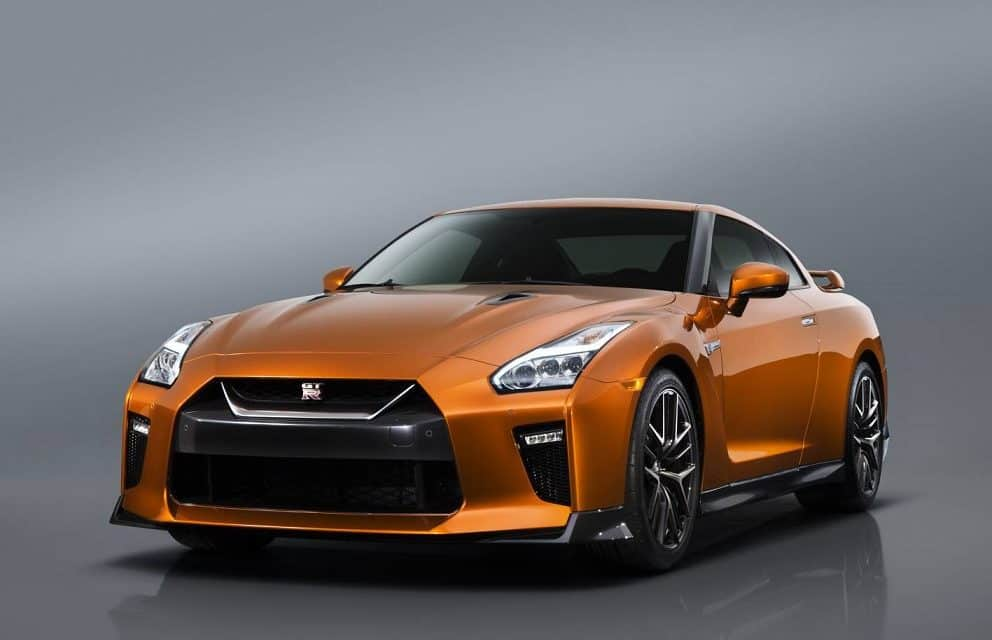 2017 Nissan GTR Review