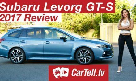 2017 Subaru Levorg GT-S