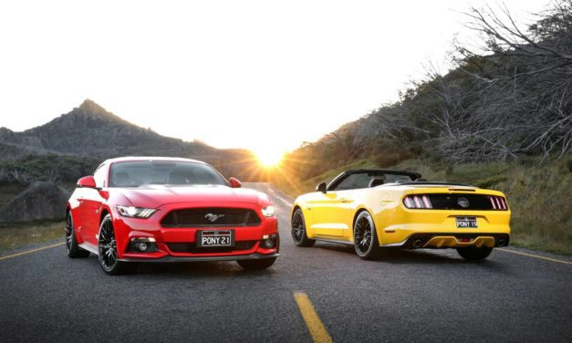 2016 Ford Mustang – Review