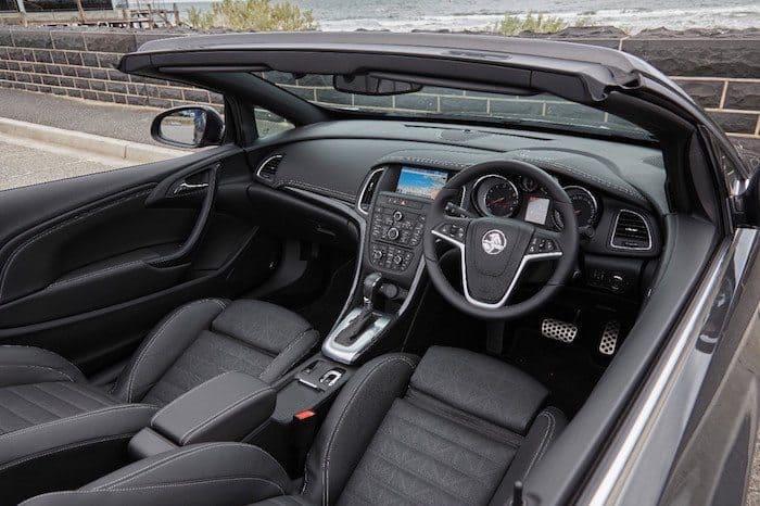 Holden Cascada Interior