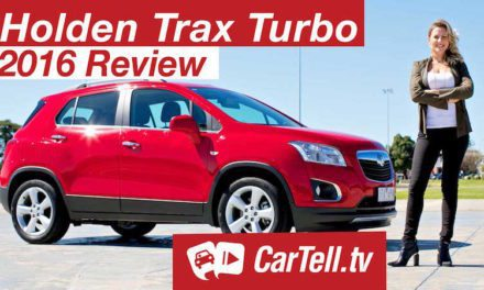 2017 Holden Trax Turbo LTZ