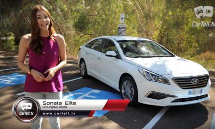 2015 Hyundai Sonata Elite