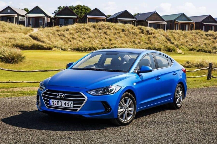 2016 Hyundai Elantra Active | CarTell.tv