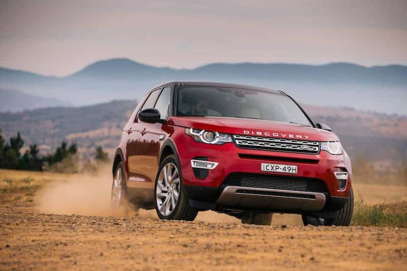 Land Rover Discovery Sport 2016 Review