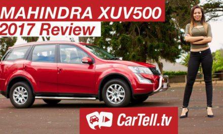 2017 Mahindra XUV500 W8 2WD